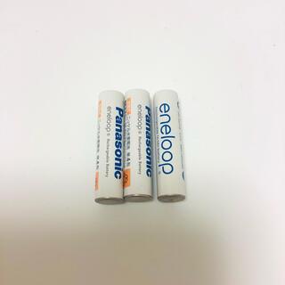 パナソニック(Panasonic)のエネルー単4 パナソニック eneloop 充電 乾電池 電池(その他)