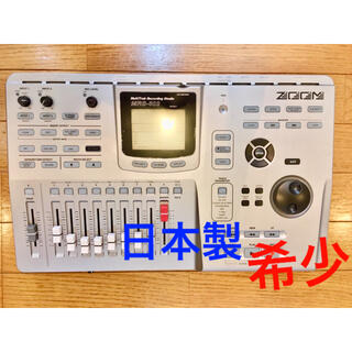 ズーム(Zoom)のZOOM MRS-802 CD-R/RW スロット付(MTR)