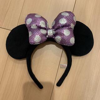 ディズニー(Disney)のDisney ディズニーカチューシャ ミニーマウス(カチューシャ)