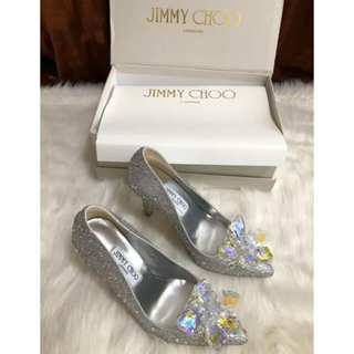 JIMMY CHOO - jimmy choo シンデレラ 37