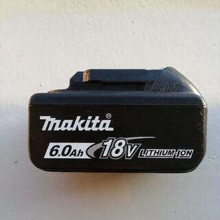マキタ(Makita)のマキタ18V 6.0Ah バッテリー オマケ付き(工具/メンテナンス)