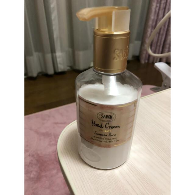 SABON(サボン)のサボン SABON ハンドクリーム ローズ コスメ/美容のボディケア(ハンドクリーム)の商品写真