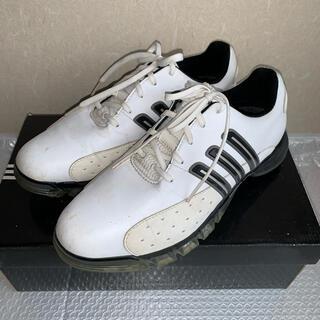 アディダス(adidas)のアディダス ゴルフシューズ パワーバンド 26cm(シューズ)