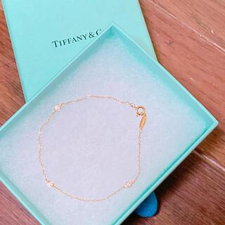 Tiffany & Co. - Tiffany ダイヤモンド バイヤザード ブレスレット