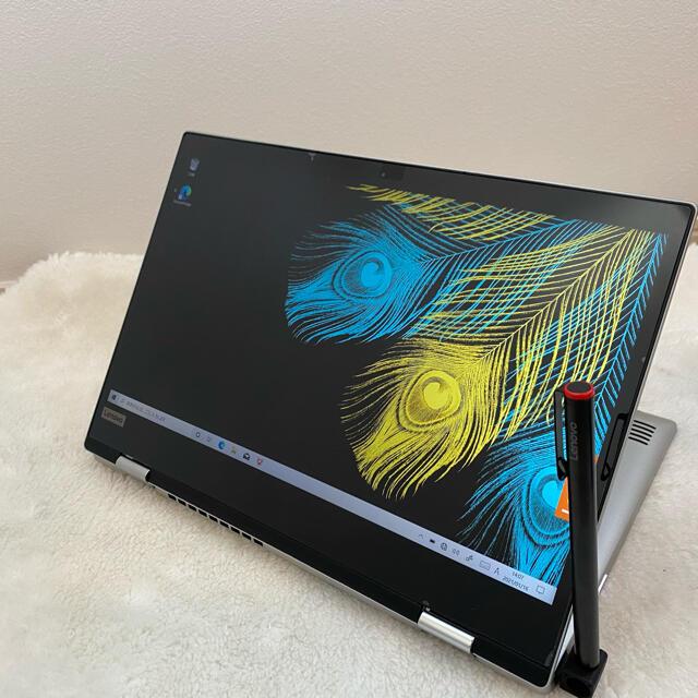 Lenovo(レノボ)のLenovo レノボ YOGA720 Core i5 ノートPC/タブレット スマホ/家電/カメラのPC/タブレット(ノートPC)の商品写真