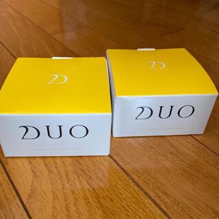 DUO デュオ ザ クレンジングバーム クリア クレンジング 90g 2個(フェイスオイル/バーム)