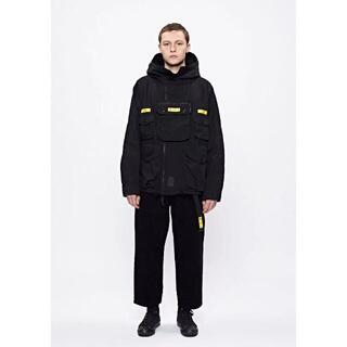 NEIGHBORHOOD 19aw ブラック メンズ ジャケット(ノーカラージャケット)
