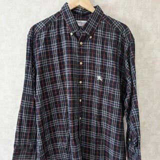 バーバリー(BURBERRY)のバーバリー チェックシャツ(シャツ)