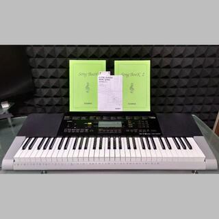 CASIO - CASIO CTK-4400 ACアダプター付 電子キーボード 楽器