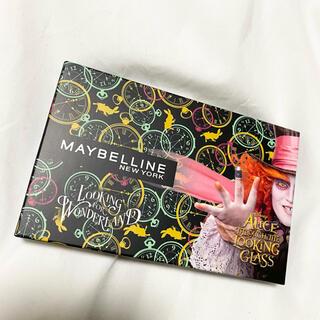 MAYBELLINE - メイベリン ポストカード アイシャドウ パレット AL-1