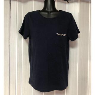 グローブ(grove)のグローブ ポケットT ネイビー(Tシャツ/カットソー(半袖/袖なし))
