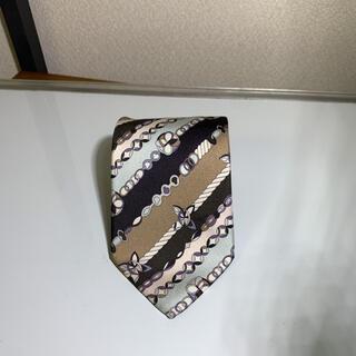 エミリオプッチ(EMILIO PUCCI)の美品 EMILIO PUCCI エミリオプッチ ネクタイ シルク(ネクタイ)
