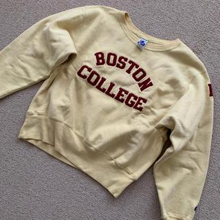 Champion - チャンピオン ボストン大学 スウェット