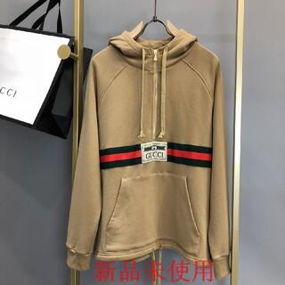 Gucci - 【値下げ GUCCI パーカー スウェットシャツ フーディー HOODIE】