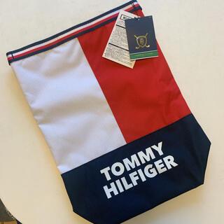 トミーヒルフィガー ゴルフ シューズバッグ