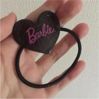 バービー(Barbie)のヘアゴム 3点セット(ヘアゴム/シュシュ)