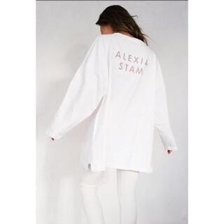 ALEXIA STAM - ALEXLA STAM ロンT
