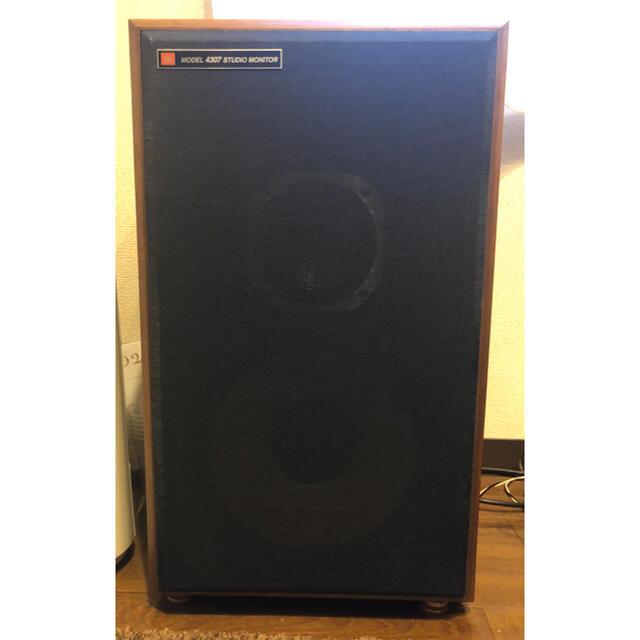 JBL 4307 美品 ペア スマホ/家電/カメラのオーディオ機器(スピーカー)の商品写真