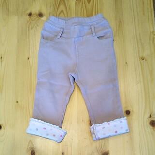 クーラクール(coeur a coeur)のクーラクール ベージュ ズボン 女の子 パンツ 90(パンツ/スパッツ)