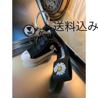 ピースマイナスワン(PEACEMINUSONE)のG DRAGON☆デイジー☆スニーカー キーチェーン (キーホルダー)