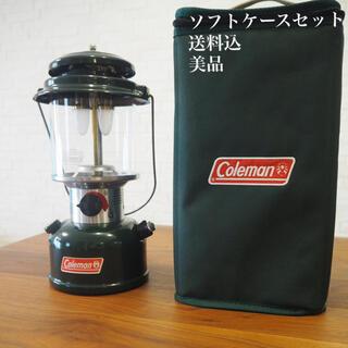 コールマン(Coleman)の【美品】コールマン LEDノスタルジアランタン バッテリーロック LEDランタン(ライト/ランタン)