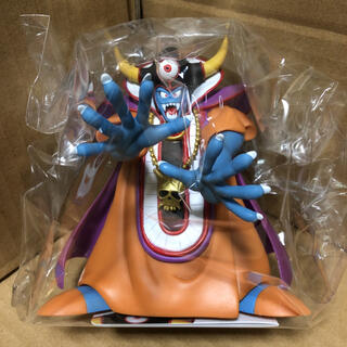 スクウェアエニックス(SQUARE ENIX)のスクエニ公式 大魔王ゾーマ ソフビ フィギュア ドラクエ(ゲームキャラクター)