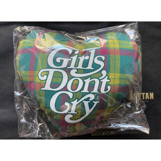 ジーディーシー(GDC)のGirls Don't Cry ハートピロー pillow(クッション)