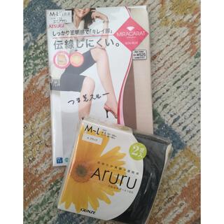 アツギ(Atsugi)の新品  ストッキング3足(タイツ/ストッキング)