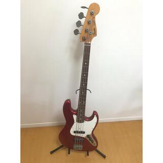 フェンダー(Fender)のFender Japan ジャズべ(エレキベース)