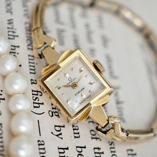 OMEGA - OH済✨美品✨OMEGA×TURLER 腕時計✨agete トゥモローランド