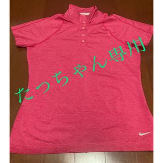 NIKE - ゴルフウエア レディース  ポロシャツ  L