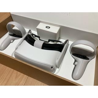 【美品】oculus quest2 64GB VRヘッドセット(家庭用ゲーム機本体)