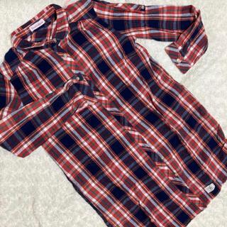 シマムラ(しまむら)のしまむら チェックシャツ(シャツ/ブラウス(長袖/七分))