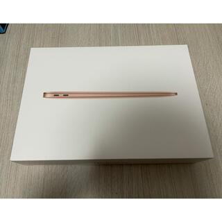アップル(Apple)のMacBook Air 512GB M1 Late 2020 ゴールド(ノートPC)