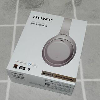 SONY - 【ほぼ未使用】ソニー ワイヤレスヘッドホンWH-1000XM4 シルバー
