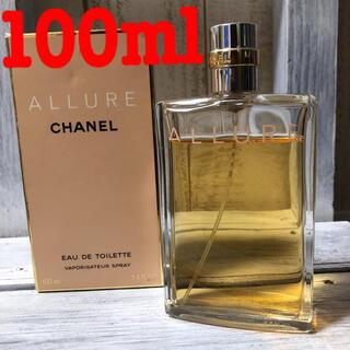 CHANEL - シャネル アリュール オードゥ トワレット 100ml