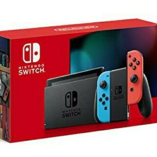 Nintendo Switch - 【新品】Nintendo Switch スイッチ ネオンブルー/ネオンレッド