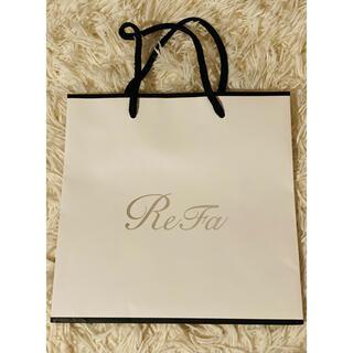 リファ(ReFa)のReFa 紙袋(ショップ袋)