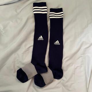 アディダス(adidas)のadidasのサッカーソックス(その他)