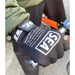 SEA - ASHRAM GLOVE × WDS S-CLASS GLOVE 手袋