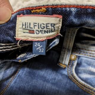 TOMMY HILFIGER - トミーヒルフィガー♥ダメージジーンズS