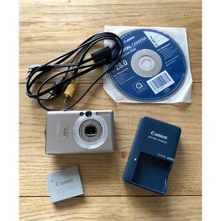 キヤノン(Canon)のCanon IXY DIGITAL 70 デジカメ(コンパクトデジタルカメラ)