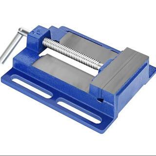 万力 ベンチバイス 卓上万力 切断・穴あけ テーブルバイス固定 作業台に置くだけ(工具)