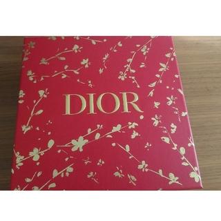 クリスチャンディオール(Christian Dior)のChristian Dior ディオール ギフトボックス 箱 期間限定(ラッピング/包装)