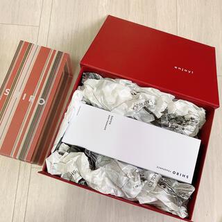 シロ(shiro)のshiro サボン ルームフレグランス 箱 プレゼント ギフト ラッピング(アロマグッズ)