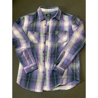 ステューシー(STUSSY)のステューシー STUSSY シャツ 長袖  (Tシャツ/カットソー(七分/長袖))