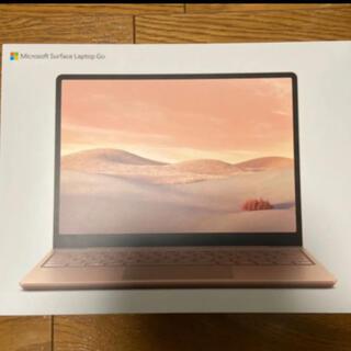 マイクロソフト(Microsoft)の値下げ Microsoft Surface Laptop Go ノートパソコン(ノートPC)