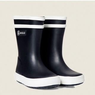 エーグル(AIGLE)の新品 AIGLE  レインシューズ ベビー用 (長靴/レインシューズ)