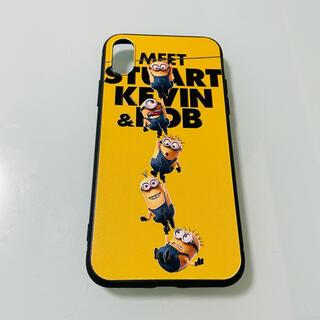 iPhone ソフトケース カバー minion ミニオン(iPhoneケース)