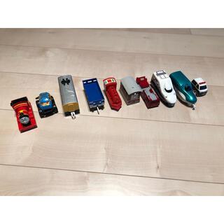 マクドナルド(マクドナルド)のトーマス ミニカー マクドプラレール  ドクターイエロー 20点(電車のおもちゃ/車)